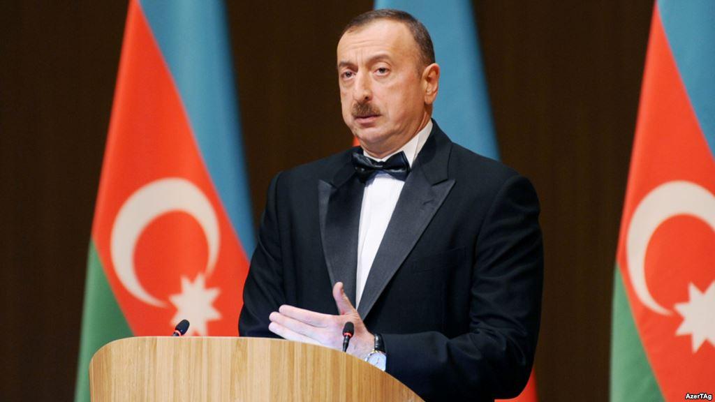 Image result for prezident ilham aliyev