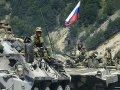 Rusiya Ermənistandakı hərbi bazasında genişmiqyaslı təlimlərə başladı