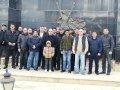Deputatlığa namizəd polkovnik Mehdi Mehdiyev Qobustan rayonunda görüş keçirib - FOTO