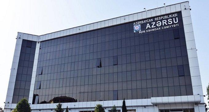 """""""Azərsu"""" ASC borc içində batır -"""