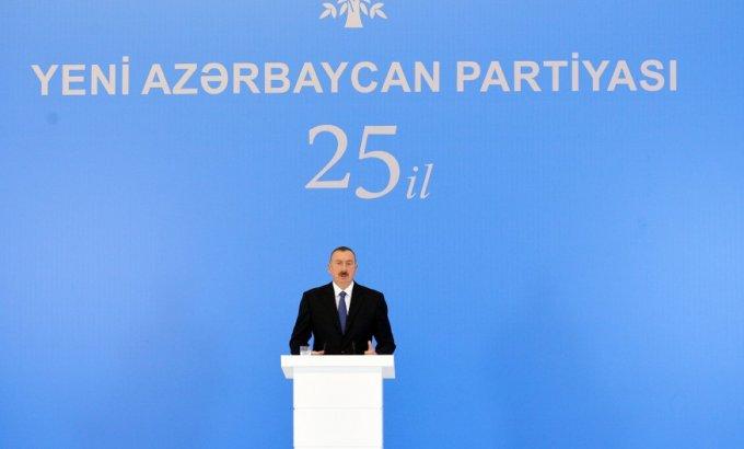 """Prezident İlham Əliyev: """"Azərbaycan tarixdə heç vaxt indiki qədər güclü olmayıb"""""""