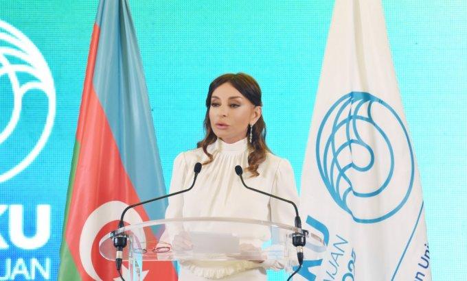 Birinci vitse-prezident Mehriban Əliyeva: