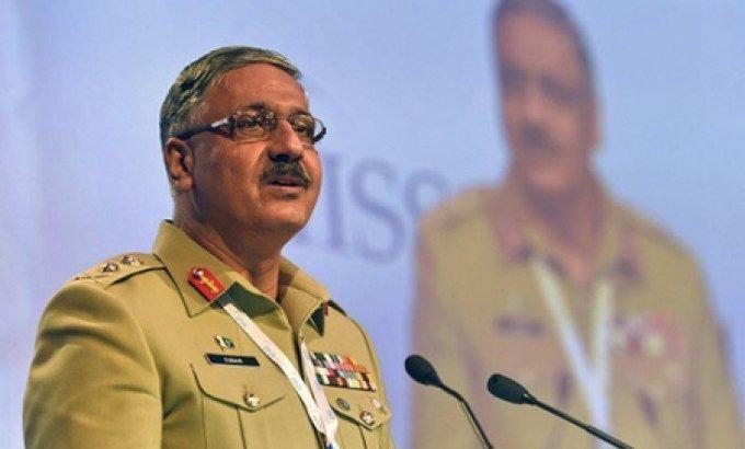 Pakistanın ordu generalı:
