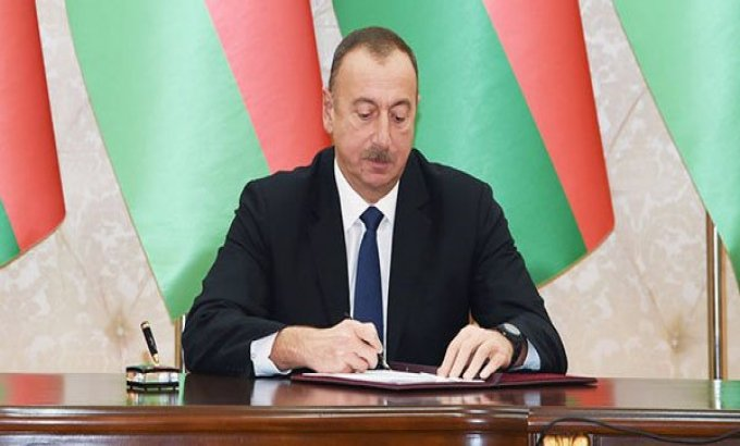 Prezident İlham Əliyevdən əhali ilə bağlı vacib sərəncam