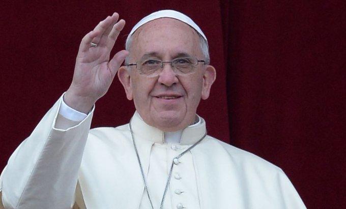 Roma Papası VI Qlobal Bakı Foruma məktub göndərib
