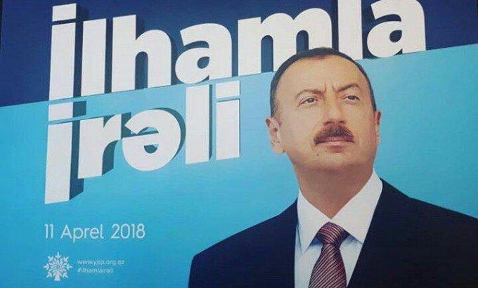 Azərbaycanda Prezidentliyə namizədlərin seçkiqabağı təşviqat kampaniyası başlayıb