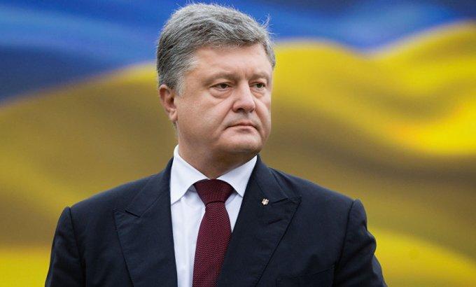 Poroşenko: Ukrayna MDB çərçivəsində imzalanmış müqavilələrdən çıxacaq