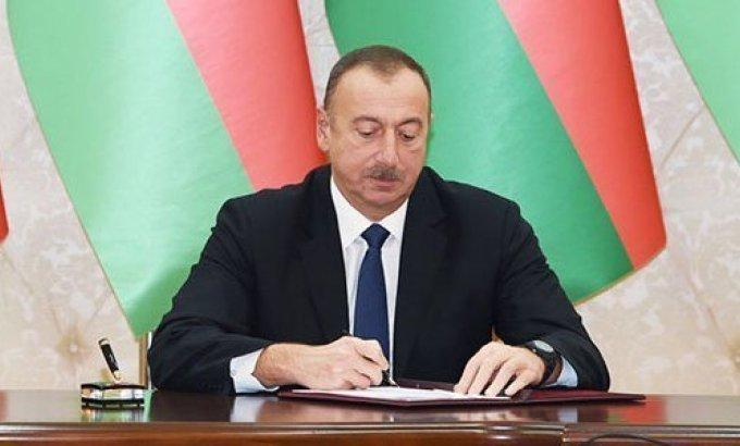 Prezident sərəncam imzaladı: yol tikintisinə 5,4 milyon manat ayrıldı