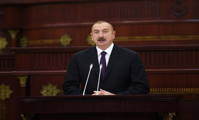 """Prezident İlham Əliyev: """"Ermənistan rəhbərliyi öz siyasətində ciddi dəyişikliklər etməlidir"""""""