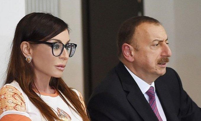 Prezident İlham Əliyev və birinci vitse-prezident Mehriban Əliyeva cüdo üzrə dünya çempionatının açılışında iştirak edib