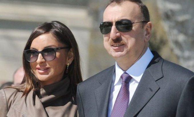Prezident və xanımı açılışda iştirak edib (FOTO)