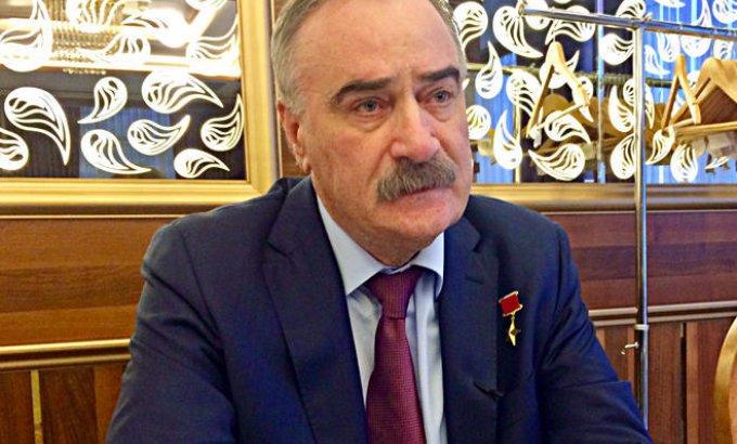 Ruslan Auşev: İlham Əliyev nüfuzlu, öz xalqını sevən rəhbərdir