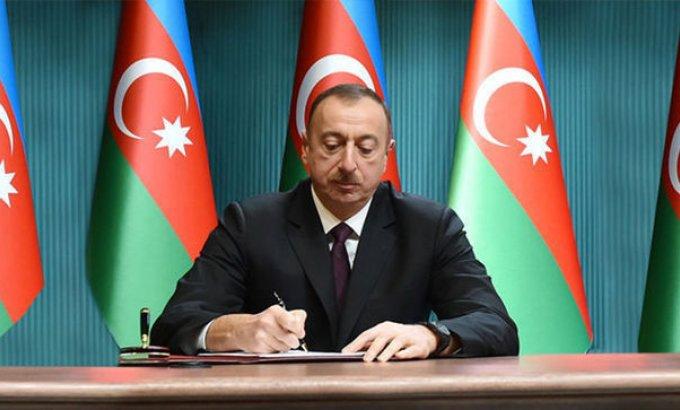 Prezident İlham Əliyev iki nəfərə general rütbəsi verdi