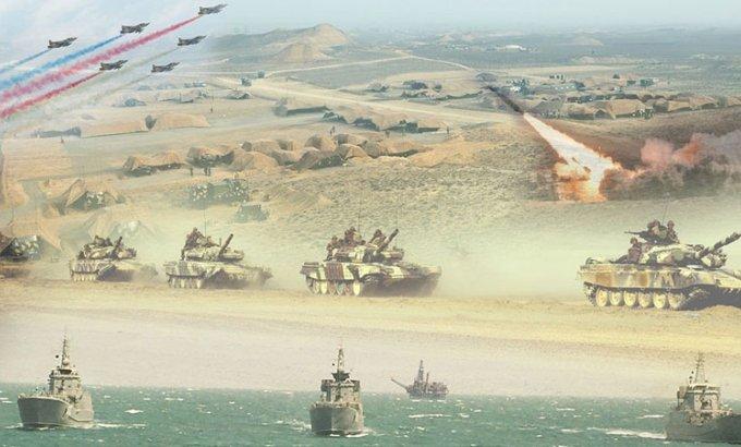 Azərbaycan Ordusu dağlarda əks-hücum əməliyyatına başlayır - TƏLİM