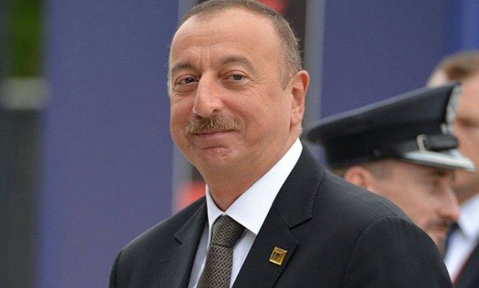 Prezident İlham Əliyev Mixail Qusmanı təbrik edib