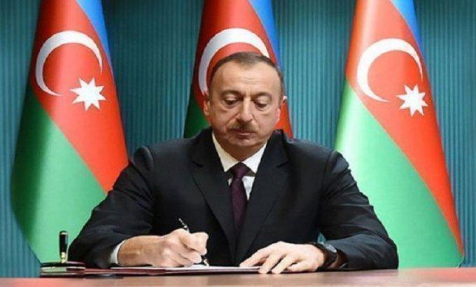 Prezident İlham Əliyev Gədəbəylə bağlı sərəncam imzaladı