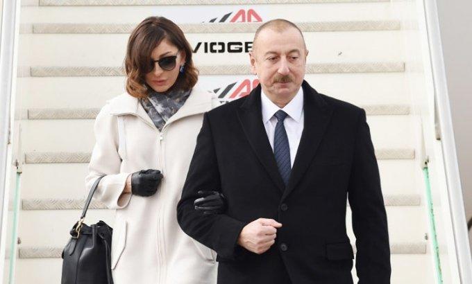 Azərbaycan Prezidenti İtaliyada səfərdədir
