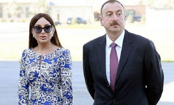 İlham Əliyev və Mehriban Əliyeva tibbi maska istehsalı müəssisəsinin açılışında