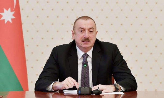 Prezident ciddi karantin rejiminin bitəcəyi vaxtı açıqladı