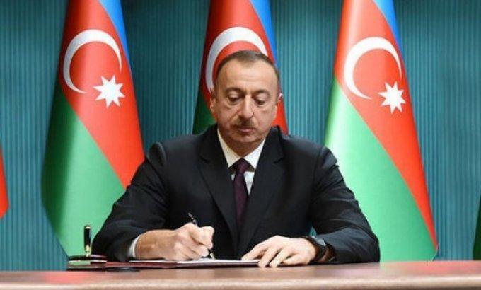 Prezident əfv sərəncamı imzaladı - SİYAHI