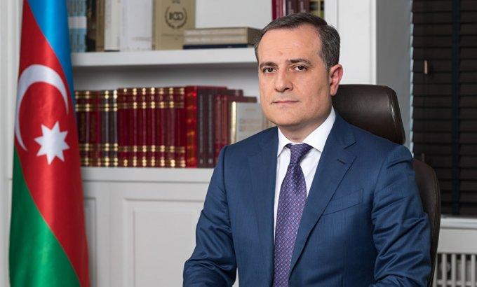 """Nazir: """"Diplomatik nümayəndəliklərimizin işi təhlil olunur"""""""