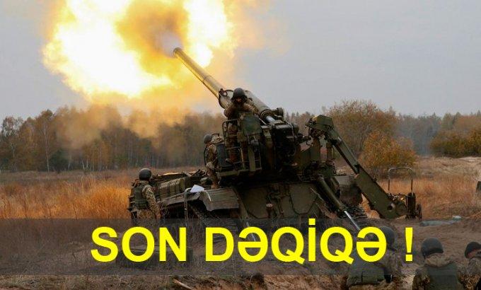 Ermənistan ordusunun alayı darmadağın edilib
