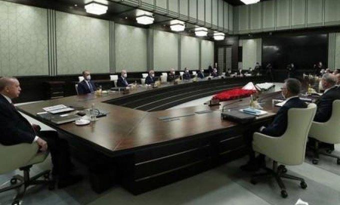 Türkiyə Milli Təhlükəsizlik Şurasının toplantısında Azərbaycanla bağlı müzakirə keçirilib