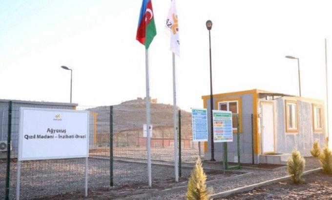 Azərbaycanda yeni qızıl yatağı istismara verildi