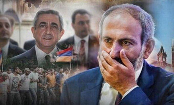 """Ermənistanda """"zəlzələ"""": Paşinyan iki gündür ölkəni silkələyir (ŞƏRH)"""