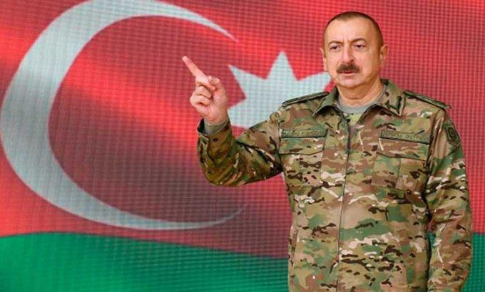 Ali Baş Komandan: