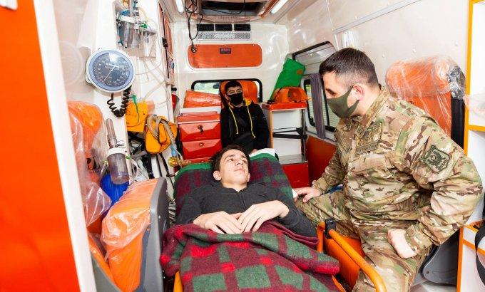 Fond: Daha 12 qazi Türkiyəyə göndərilib