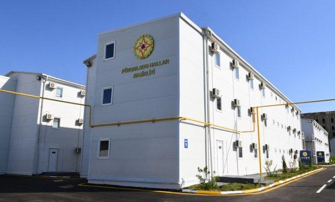FHN-in Modul Tipli Hospitalının baş həkimi həbs edildi (RƏSMİ)